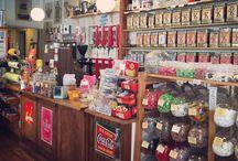 Shops / Butiker