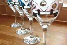 Kombi Wine Glasses