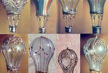 Lampadine riciclate
