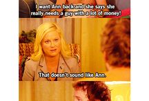 Parks & Rec <3  / by ~ Wendy ~