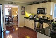 Kitchen renovation / by Lisa Baker
