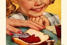 ads, vintage and adbusting / by michelle (V)