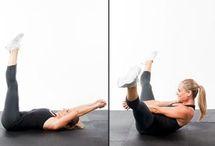 Fitness ideas / by Jessica Tomcany
