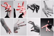 Poses : hands