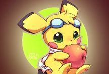 tram Pikachu