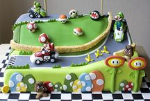 Mario Brothers room / by Danielle Korney