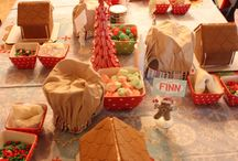 Gingerbread Houses / by Pierre Orsander