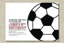 Ideas for soccer Party