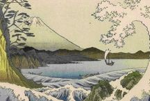 Hokusai-le mont Fuji