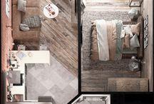 garsoniera ideas small spaces tiny apartments