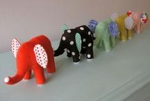 The Happy Elephant ❤ / by Krisie Marcelino