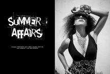 Summer affairs / photography DIMITRI BURTSEV fashion TIBERIUS makeup&hair BRITTA TESS model JEANNINE MIK  model SOPHIE ZECHMEISTER