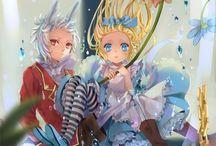 Alice no País dos Corações