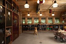 Garages...organized chaos? / by Rhonda Hall, REALTOR