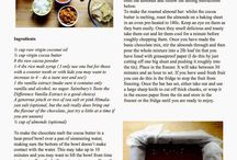 Wellbeing recipes by Yogi lucinda / From Voila wellbeing page