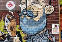 Street art / Illu from da street