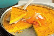 Autunno con la zucca / La zucca è la protagonista di queste 5 ricette vegetariane golose e colorate