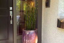Exterior Spaces / Custom designs and inspiration for exterior spaces both commercial and residential.