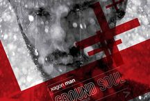 GROUND SOUL  fall winter 2014/15 / Collectiom #groundsoul by #xagonman fall winter 2014/15