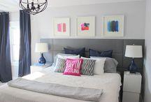 Decor Quartos|Decor Room / Inspirações de decoração para o quarto.