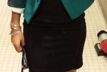 Business Attire / Fashion looks for the modern business woman.