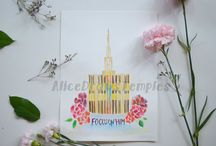 Washington Temple / LDS temples in Washington state