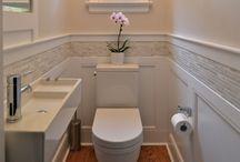 small bathrooms / decorate s smaal bathroom