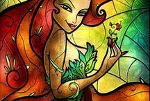 Fin ivy