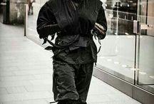 Ninja / by Jose Medina