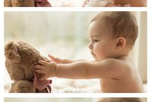 Baby's photos ideas / by Lucila Zavala