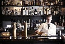 bar and light