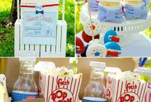Party Ideas / by Dana Campbell-Rutan