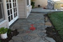 Patio Projects - Go Pavers / Paver patio projects installed by GoPavers.com in the Southern California area.