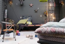 Kid Spaces / Get inspired by these beautiful children's nurseries, bedrooms and playrooms!