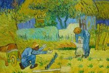 Reproduction of the VanGogh's Works / These reproductions were all painted by the artists in my gallery. http://ftp82088.web-210.com/?cat=43