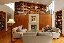 Lavish Libraries / Complete your Christopher Lee & Company dream home with a lavish library inspired by some of these designs!
