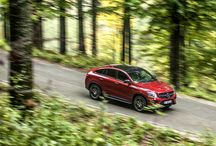 First test Mercedes-Benz GLE 450 AMG 4Matic Coupe