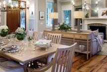 Living/dining combo