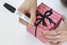 gift wrapping ideas & cards