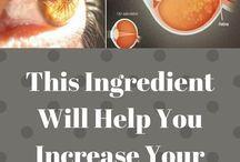 Eye healing with essentials oils