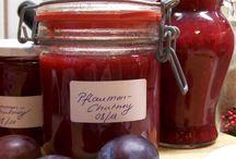 Marmeladen, Dipps & Chutneys / Pflaumenchutney