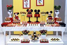 Decoracao Festa Mickey