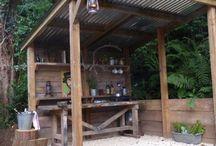 home / exterior / landscape, exterior details, outdoor living