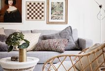 Living Rooms / Here are a bunch of living/family rooms we love, have created, or that make us want to cozy up under a blanket and lounge in them all day.  / by Young House Love