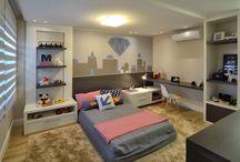 Dormitório de Menino