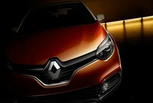 New Renault Captur / A crossover on the outside, with comfort and functionality on the inside. The all-new Renault Captur is a venture into the urban crossover sector. See full details at www.parks.uk.com/renault