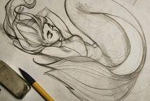 draw it anyway! <3
