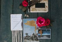 Las Vegas & Burning Man Bridal Inspiration / Cool, American bridal inspiration with a rock n roll twist