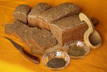 хлеб, пироги