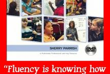 Fluency- professional growth goal